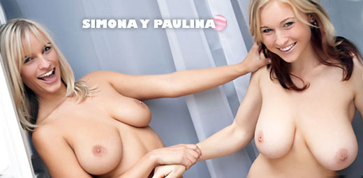 Simona y Paulina