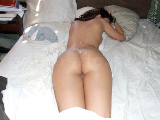 Brittney Jones desnuda